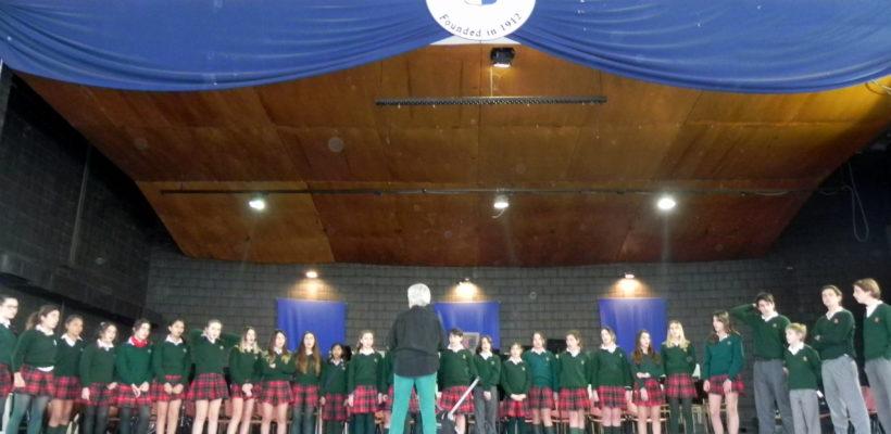 Reseña de la Salida a Buenos Aires de la banda y del coro senior